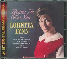 LORETTA LYNN - BEFORE I'M OVER YOU