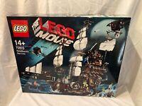 LEGO METALBEARD'S SEA COW 70810 THE LEGO MOVIE PIRATE SHIP DISCONTINUED NEW