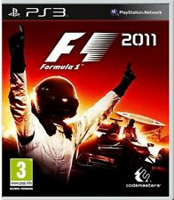 F1 2011 PS3 PlayStation 3 Video Game Mint Condition UK Release