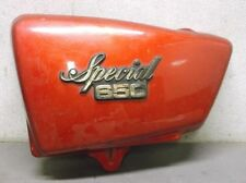 "Used Plastic Left Side Cover for a 1980-83 Yamaha XS650 ""Special"""