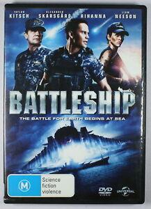 Battleship DVD FREE POST