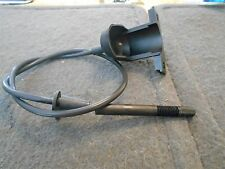 NOS 1984 1985 1986 FORD MUSTANG AND SVO 2.3L CRUISE CONTROL ACTUATOR CABLE E4ZZ