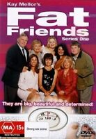 KAY MELLOR'S : FAT FRIENDS : SERIES ONE – 2 DVD SET, FIRST SEASON 1 - Reg 4 AUST