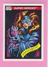 1990 Impel Marvel Comics Super Heroes SHADOWCAT #25 NM-MT (066)