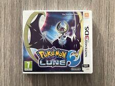 Pokémon Lune Complet Fr Testé Nintendo 3Ds