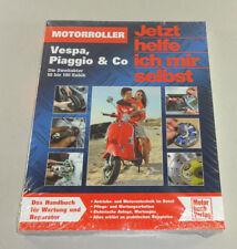 Reparaturanleitung Motorroller Vespa Piaggio & Co. - Zweitakter 50 - 180 cm³!