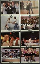 XANADU 1980 ORIGINAL 8X10 NM LOBBY CARD SET OLIVIA NEWTON-JOHN GENE KELLY