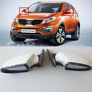 KIA 2011-2013 Sportage Led Auto Folding Side Mirror  Painted UD Left , Right Set