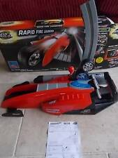 Road Champs Fly Wheels Rapid Fire Launcher Childrens Toy Game ages 8+
