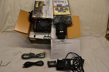Nikon D D7000 Digital SLR Camera - Black Kit w/ AF-S DX VR 18-105mm Lens
