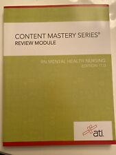 RN Mental Health Nursing Edition 11.0
