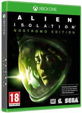 Alien Aislamiento ~ Xbox One (en muy buen estado)