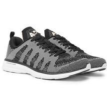 999d7f6f6f70 APL x Lululemon Techloom Pro Black White Running Sneakers Sz 8 Brand New