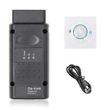 OP-COM V1.7 Flashable PIC18F458 Chip OBD2 for Opel Car With Software EOBD Tool