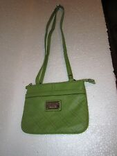 Relic Brand Green Crossbody Messenger Bag Synthetic Small NWOT