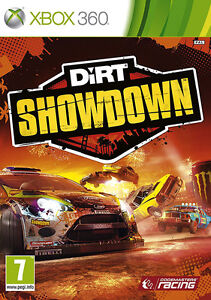 Dirt Showdown ~ XBox 360 Car Racing/Rally (in Good Condition)