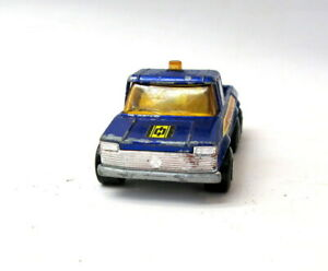 Vintage Toy Cars Lesney Matchbox Honda Pickup Truck. Made In England