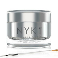 NYK1 Nail Force Power Gel UV LED Builder Nail Gel for Fix Strengthen Extend
