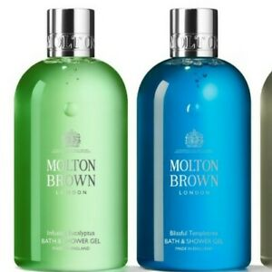 Molton Brown Infusing Eucalyptus & Templetree Body Wash Set 300ml