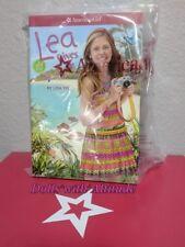 American Girl Lea Clark's 3 Book Set three books NEW!