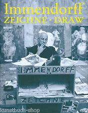 Fachbuch Jörg Immendorff, ZEICHNE | DRAW statt 78 Euro NEU OVP WICHTIG