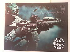 LWRC International 2013 Gun Firearms Military Catalog Booklet / New - 39 Pages