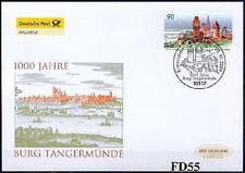 BRD 2009: tangermünde 1000 años! post-fdc nº 2712! Berliner sello! 1a 1510