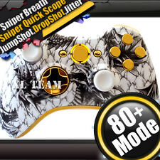 COD ADVANCED WARFARE RAPID FIRE MODDED XBOX 360 CONTROLLER GHOSTS AW BLACK OPS 3