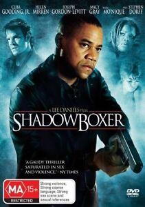 Shadow Boxer Brand DVD Cuba Gooding Jr. Helen Mirren Stephen Dorff