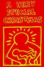 CAS - A Very Special Christmas(KEITH HARING ARTWORK)SPRINGSTEEN+U2+STING+MADONNA