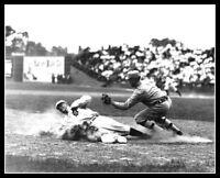 Ty Cobb #15 Photo 8X10  Detroit Tigers Sliding Into Third  Buy Any 2 Get 1 FREE