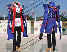 Jin Kisaragi Blazblue Cosplay Costume