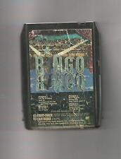 """RINGO STARR """"Ringo"""", original Apple 8-Track tape, 1973, Beatles"""