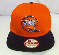 Brand NEW Cincinnati Bengals New Era Adjustable snapback NFL cap  Medium-Large