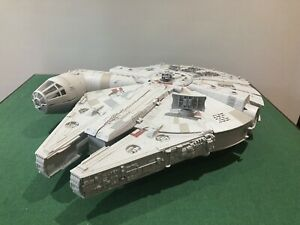 STAR WARS THE FORCE AWAKENS BATTLE ACTION MILLENNIUM FALCON  NERF VEHICLE