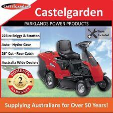 "New Castelgarden XE966B 26"" 223cc Rear Discharge Ride On Mower | Hydrostatic"