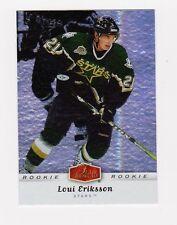2006-07 Flair Showcase #311 Loui Eriksson RC Rookie Card