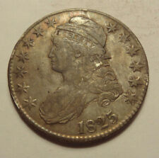 1825 BUST HALF DOLLAR ,  FINE VERY FINE CONDITION