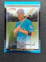 2002 Bowman Chrome Draft Baseball Card #11 Jeremy Hermida Rookie Marlins Mint+