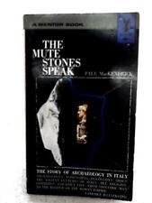 Der stumme Steine sprechen: die Geschichte der Archäologie (Mackendrick - 1966) (id:10991)