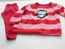 Carter's Girls Outfit Size 3T Penguin