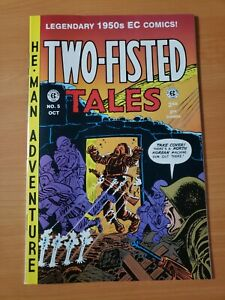 Two-Fisted Tales #5 ~ NEAR MINT NM ~ 1993 EC Comics
