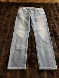 American Eagle 360 Extreme Flex Mens 32 x 30 Blue Jeans