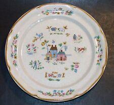 International China Stoneware Japan Dinner Plate 10.75 inches Farmhouse