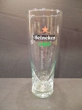 Heineken Beer Glass  12 oz. Etched Logo