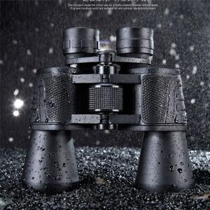 Long Range 80x80 Binoculars Professional 15000m High Magnification Telescope