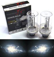 HID Xenon D2R Two Bulbs Head Light 5000K White Bi-Xenon Replacement Low Beam