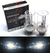 HID Xenon D2R Two Bulbs Head Light 5000K White Bi-Xenon Replacement Low Beam