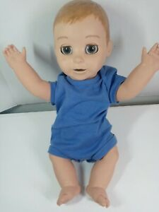 Luva Beau Luvabeau Interactive Doll Boy Toys R Us realistic Luva Bella talking