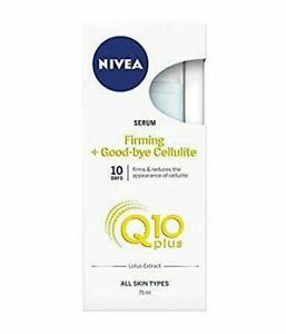 NIVEA Q10 Anti-Cellulite 10 days serum free shipping